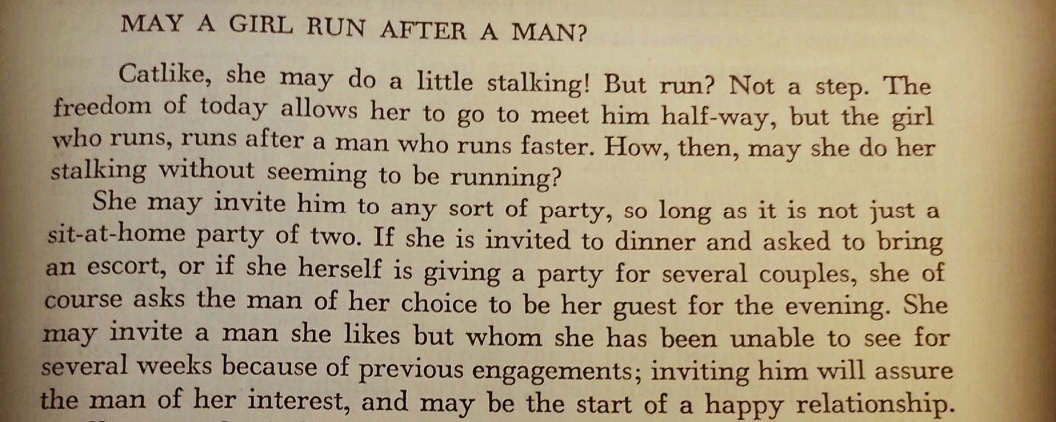 Etiquette  by Emily Post (1945)