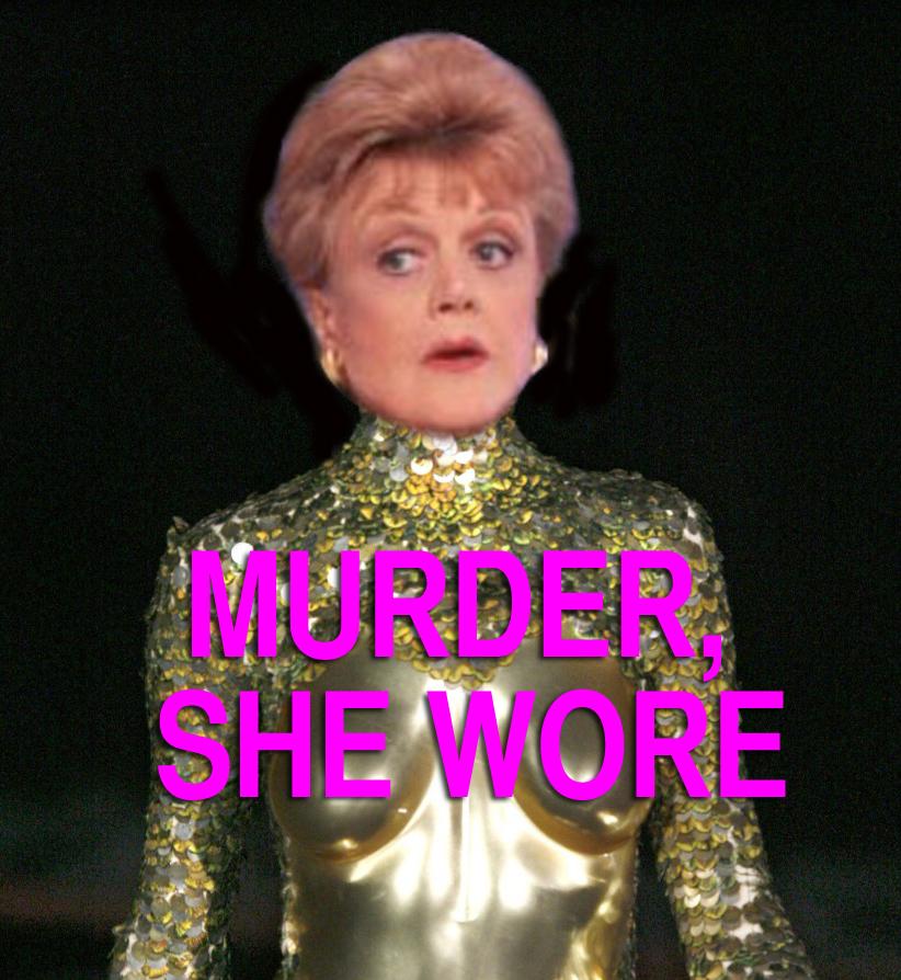 The way she rocks McQueen is  deadly .