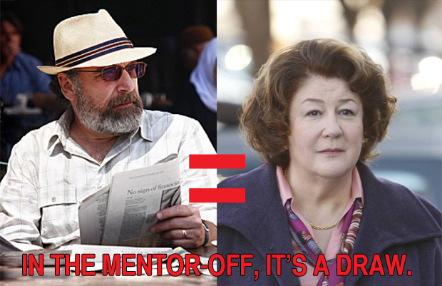 Just sayin' though, if they're going to spin-off an all-comedy FX channel, FXX, might as re-name FX MMFX, since Margo Martindale owns that place.