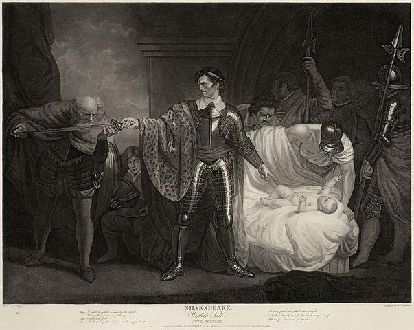 Winter's Tale, Act II. Scene III , John Opie