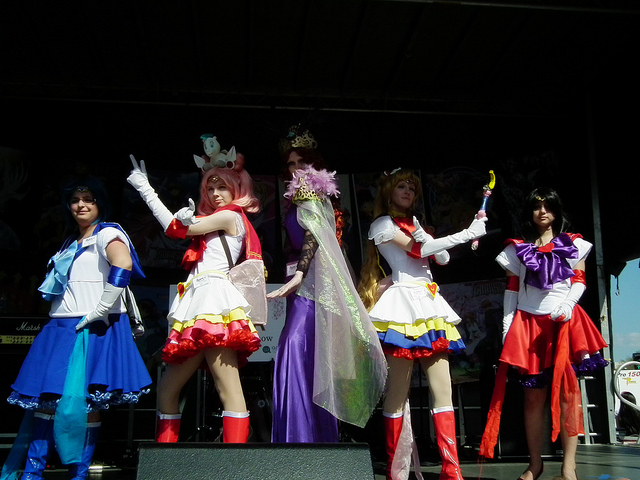 In the name of the moon (and synthetic fiber), I will punish you.