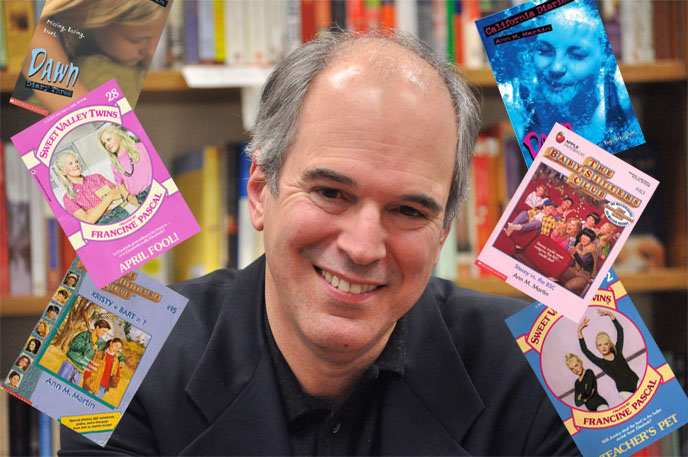 Peter Lerangis: the unsung hero of your childhood.
