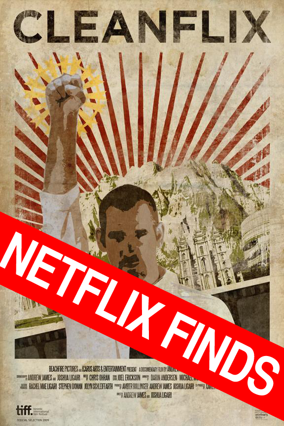 Cleanflix is about the strange battle between the directors of the Mormon Church and the Director's Guild of America.