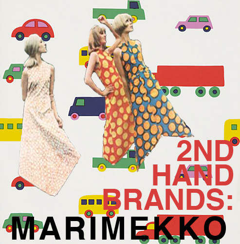 Old, new, whatever, get whatever Marimekko you can (and give it to me).