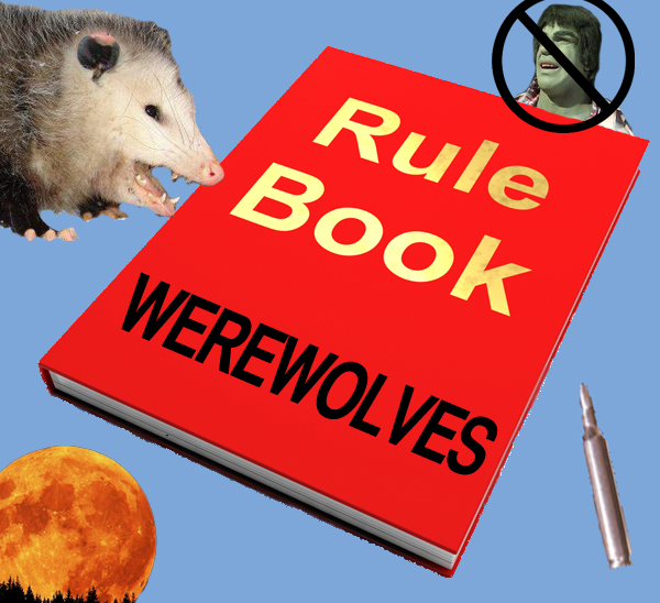 The right way to write about werewolves.
