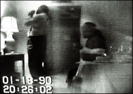 "Barry being ""set up"" (smoking crack) in 1990 on FBIsurveillancetape."