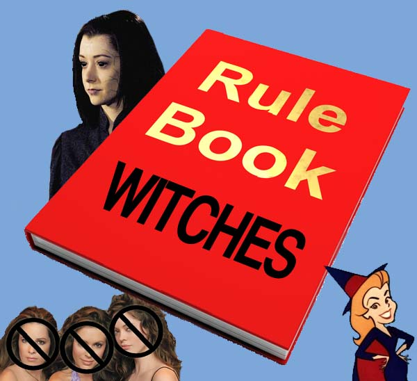The right way to write witches.