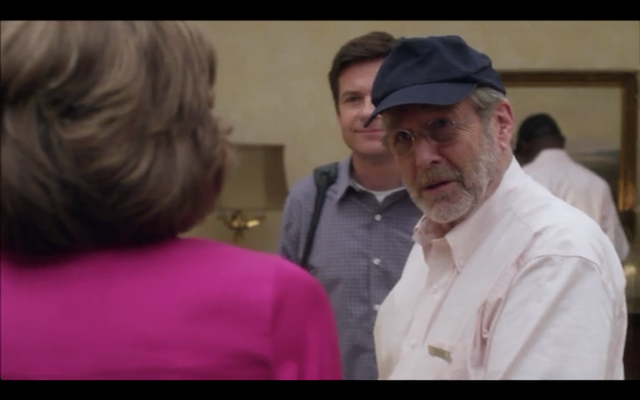 Martin Mull as Gene Parmesan (AHHHHHHH!), private eye.