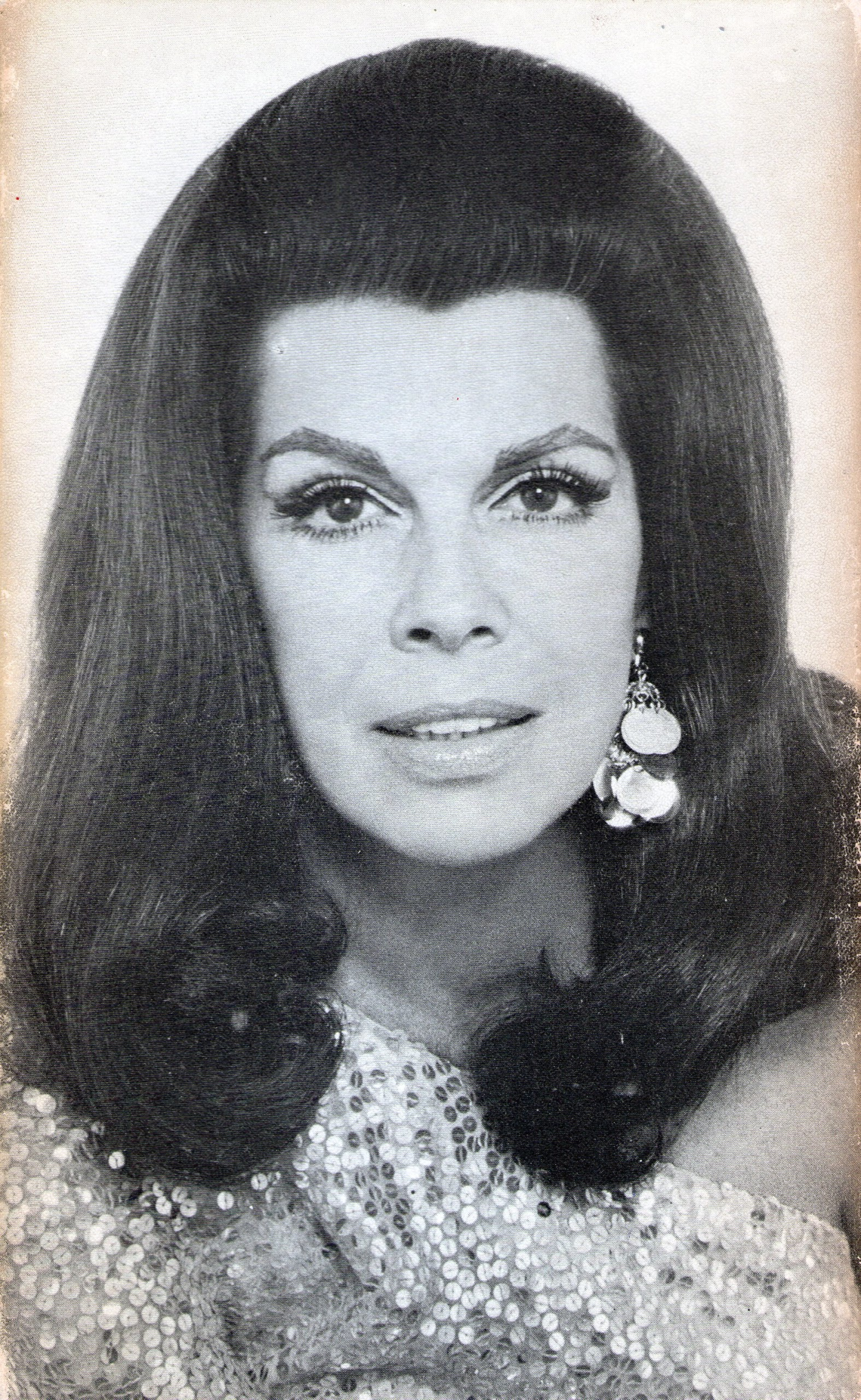 Jacqueline Susann (Credit: Wikimedia Commons user  Happyprince , used with Creative Commons license)