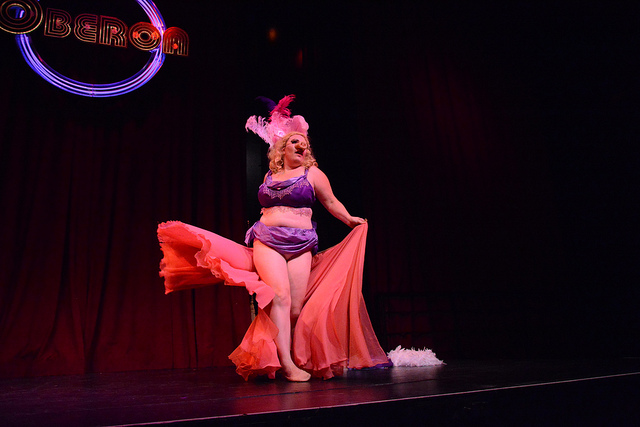 Miss Piggy at Talk Nerdy to M3 (Credit: All photos by author)
