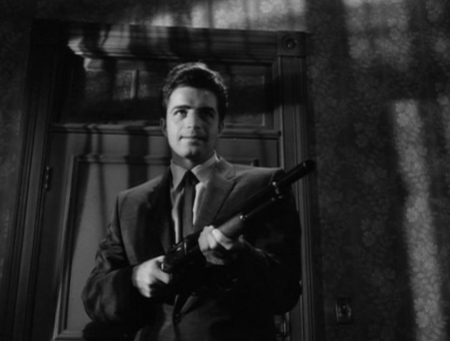 Vince Edwards as Val Cannon in  The Killing