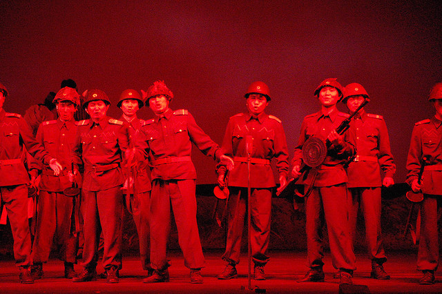 Pyongyang Opera (Credit: Photograph by Flickr user  (stephan) ; used with Creative Commons license)