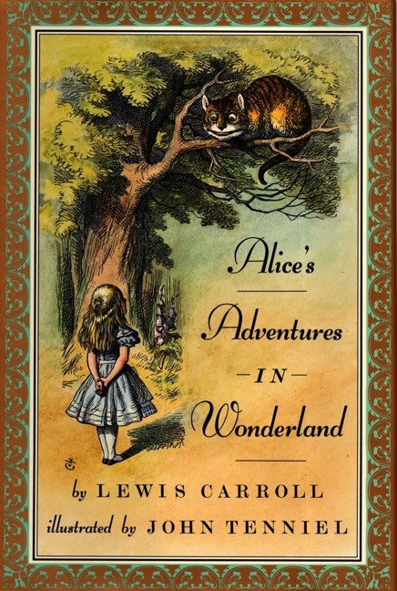 Alice in Wonderland by Lewis Carroll.jpg