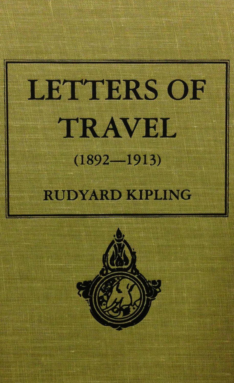 Letters of Travel by Rudyard Kipling.jpg