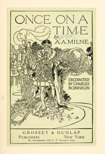 Once on a Time by A. A. Milne.jpg