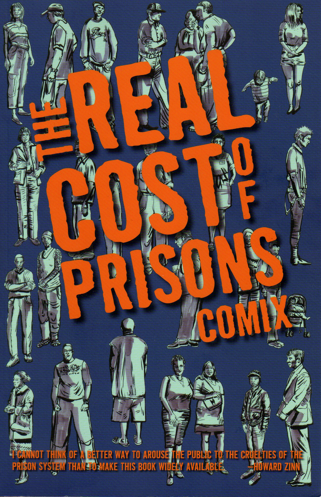 The Real Cost of Prisons Comix by Lois Ahrens.jpg