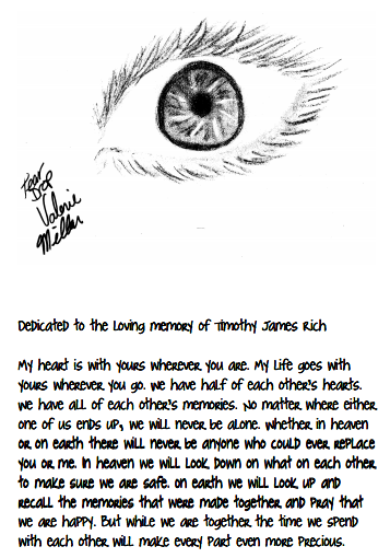 Art and text by Valerie M. Millar from Issue 17 of  Tenacious
