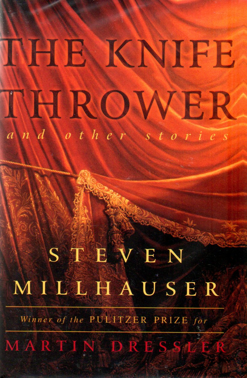 The Knife Thrower  (via  Bill Leone Bookseller )