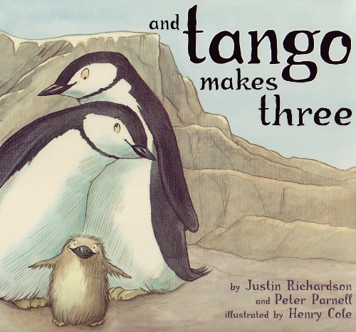 And Tango Makes Three  by Justin Richardson and Peter Parnell (via  Daily Slave )