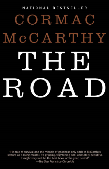 The Road   by Cormac McCarthy (via    Trotsky's Book Club   )