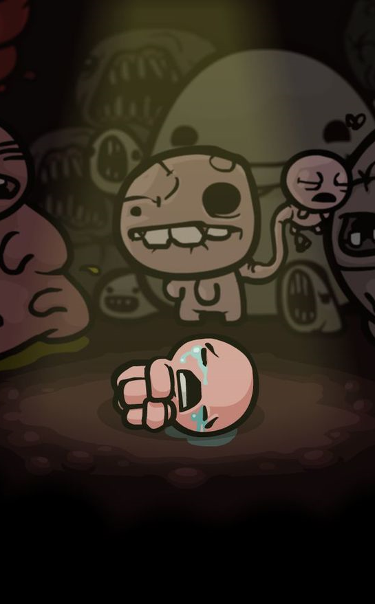 The Binding of Isaac   (via    Steam   )