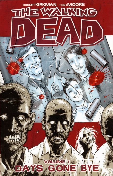The Walking Dead   by Robert Kirkman (via    Young Adult Literature   )