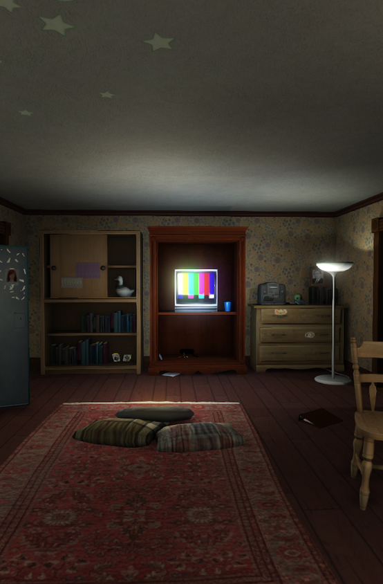 Gone Home   (via  The Last Ship )