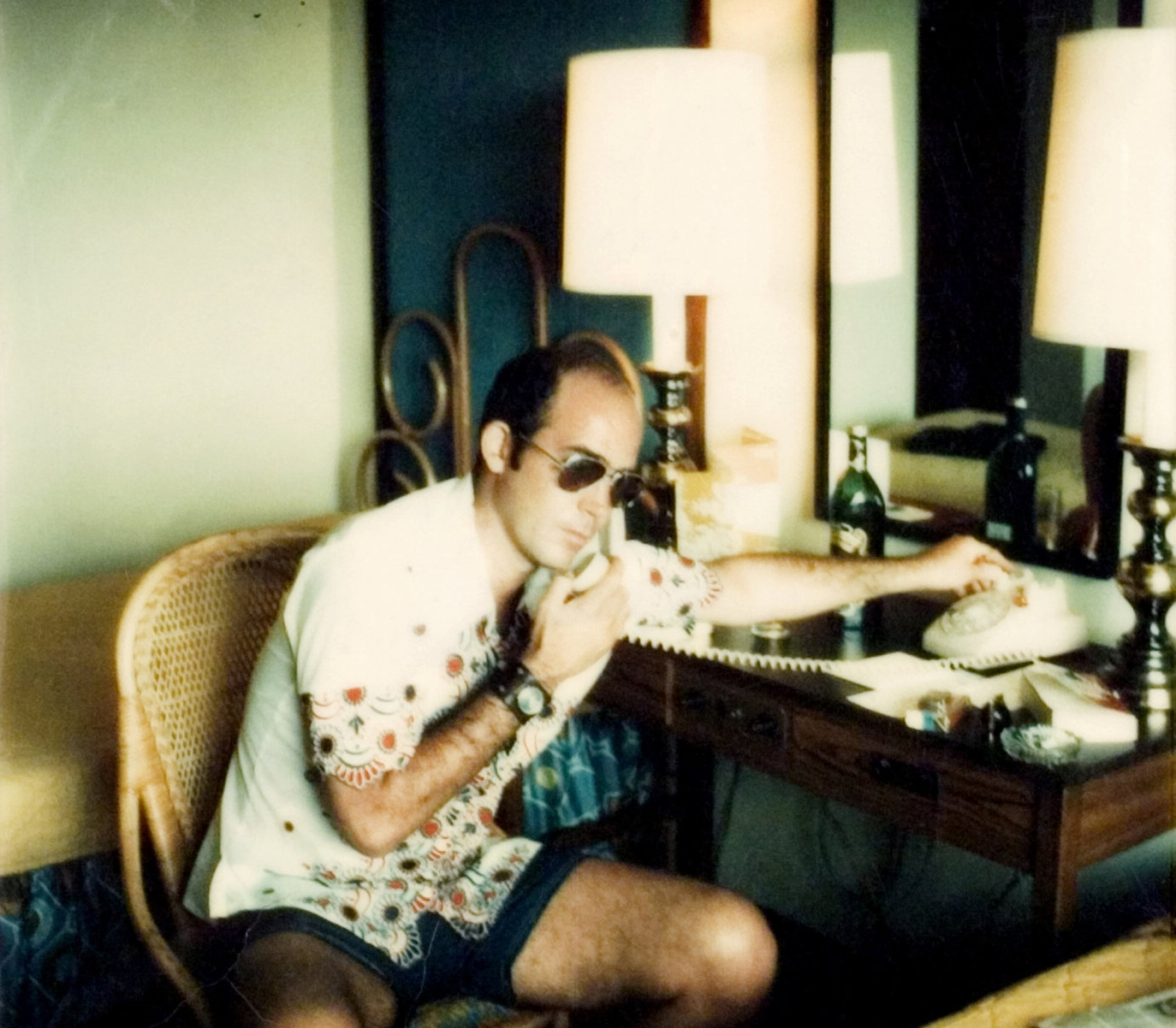 Hunter S. Thompson (via    Quand Bien Meme   )