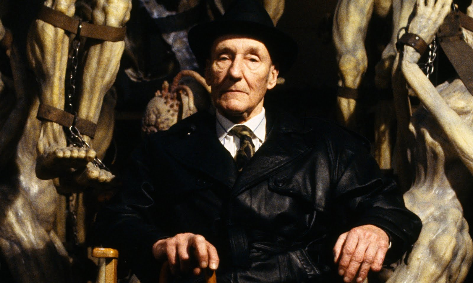 William Burroughs (via    The Guardian   )