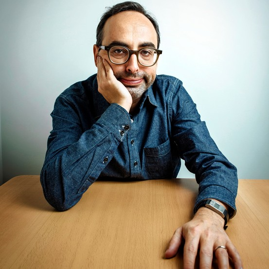Gary Shteyngart (via    The Wall Street Journal   )