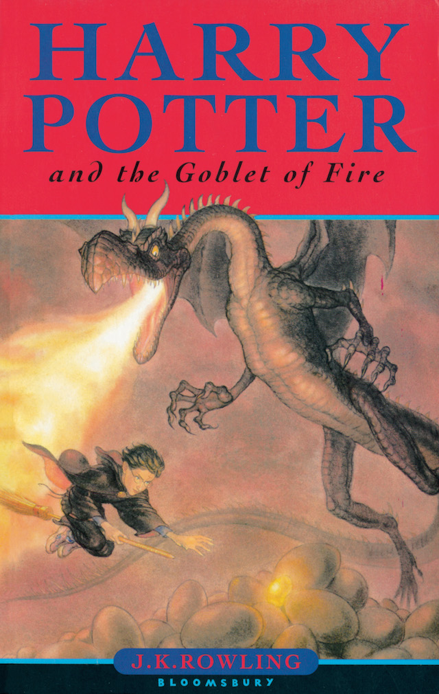 Harry Potter and the Goblet of Fire   (via    Harry Potter Fan Zone   )