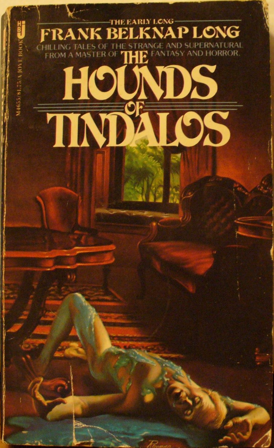 The Hounds of Tindalos   by Frank Belknap Long (via    Panteon de Juda   )