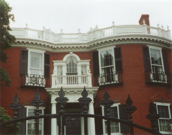 140 Prospect Street, Providence (via    Wikipedia   )