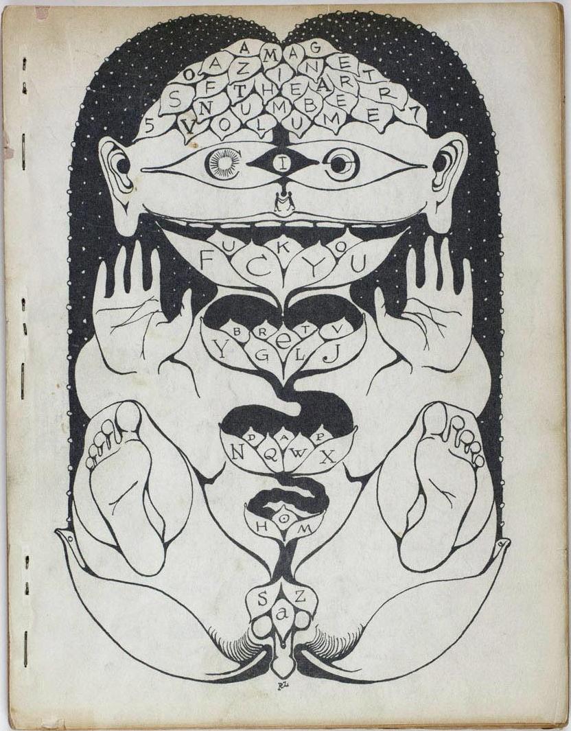 Fuck You  , September 1964 Issue (via    RealityStudio   )
