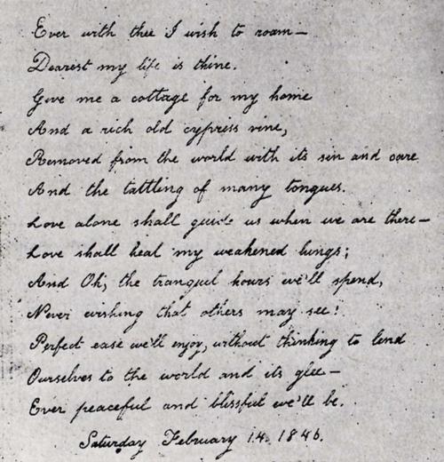 Behind the Lit: Edgar Allan Poe Marries His 13-Year-Old