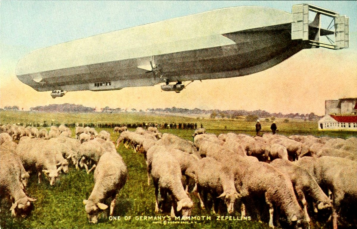 The Best New Books on Project Gutenberg — The Airship