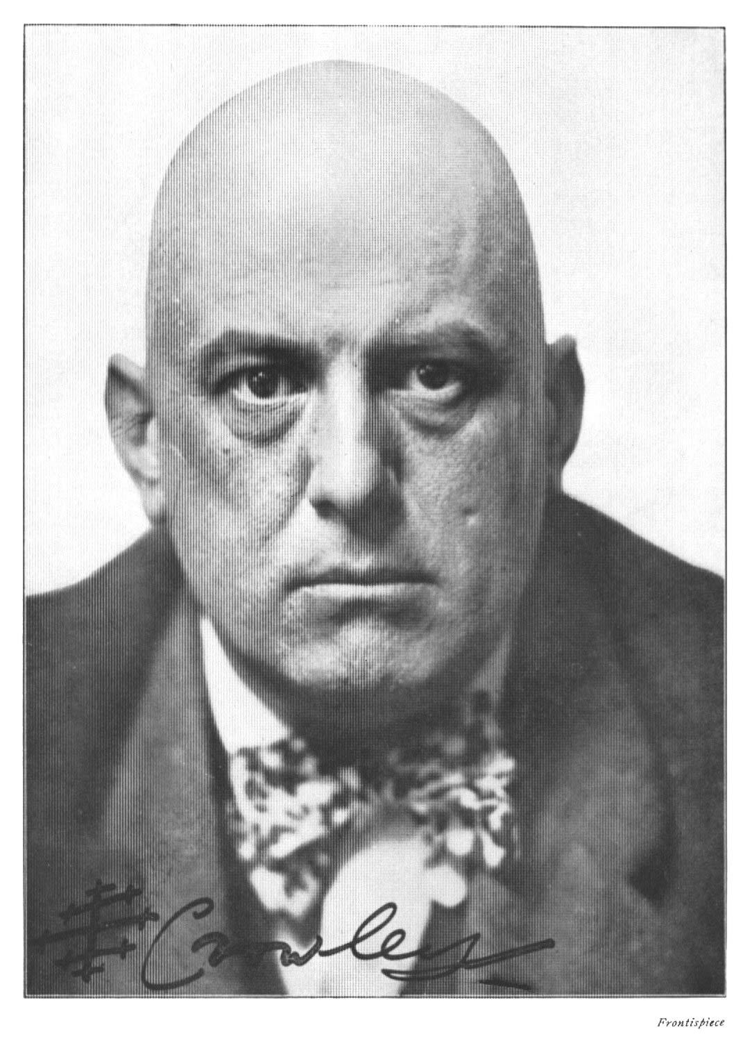 Crowley (via      Wikipedi  a   )