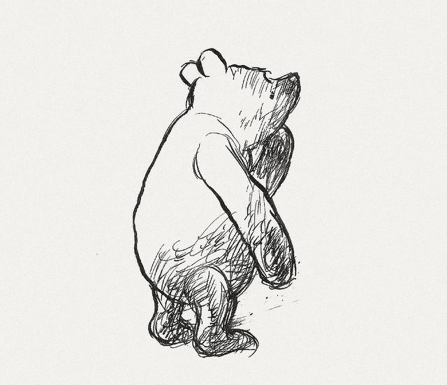 Pooh (via    Flickr   )