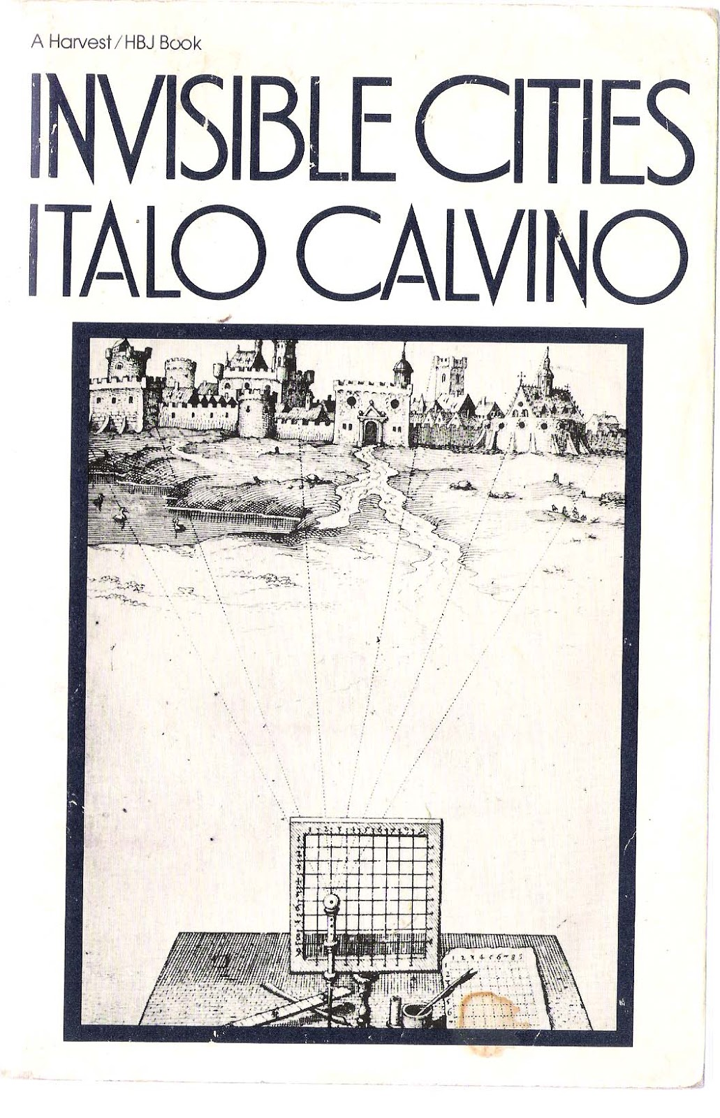 Invisible Cities  by Italo Calvino (via  Coffee with an Architect )