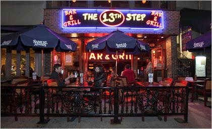 The 13th Step (via    NYC Best Bars   )