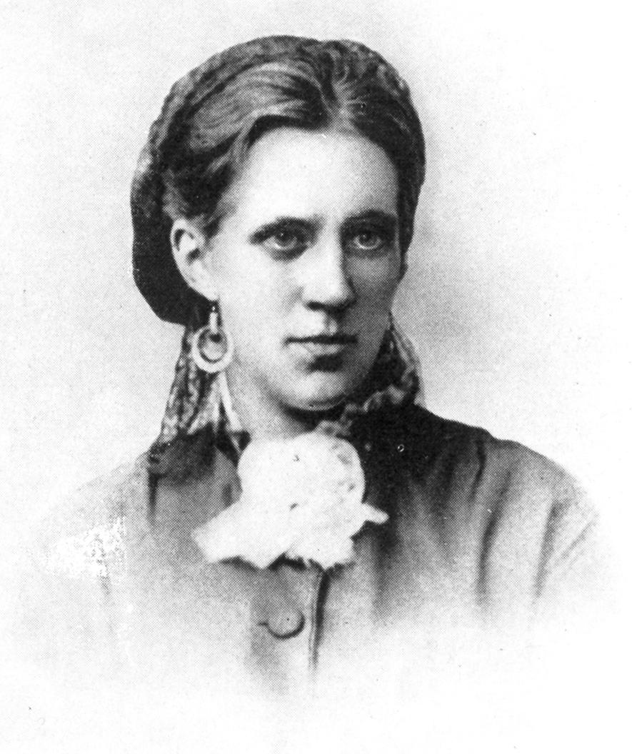 Anna Dostoyevskaya, 1871 (via      Wikimedia Common  s   )