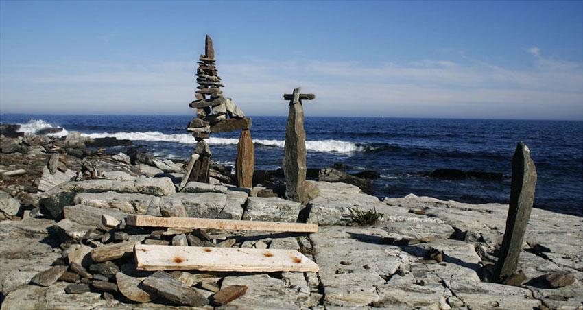 Sculpture Beach