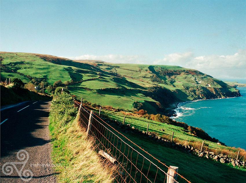 The Antrim Coast