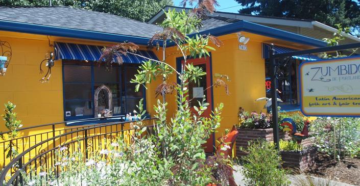 Zumbido De Portland: 7413 N Lombard St Portland Oregon 97203   http://www.zumbidodeportland.com