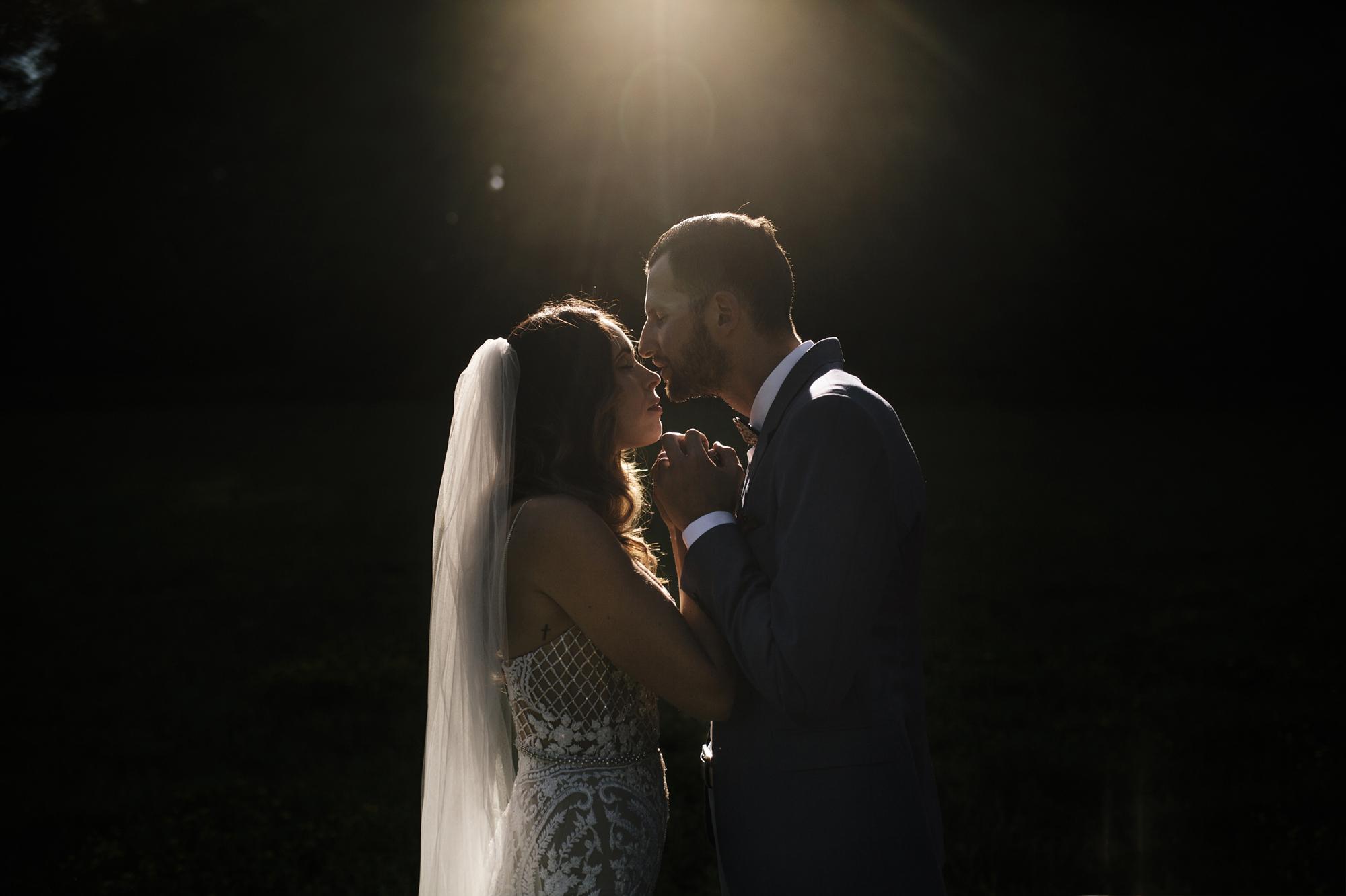Enchanted barn Brandon werth wisconsin wedding photographer