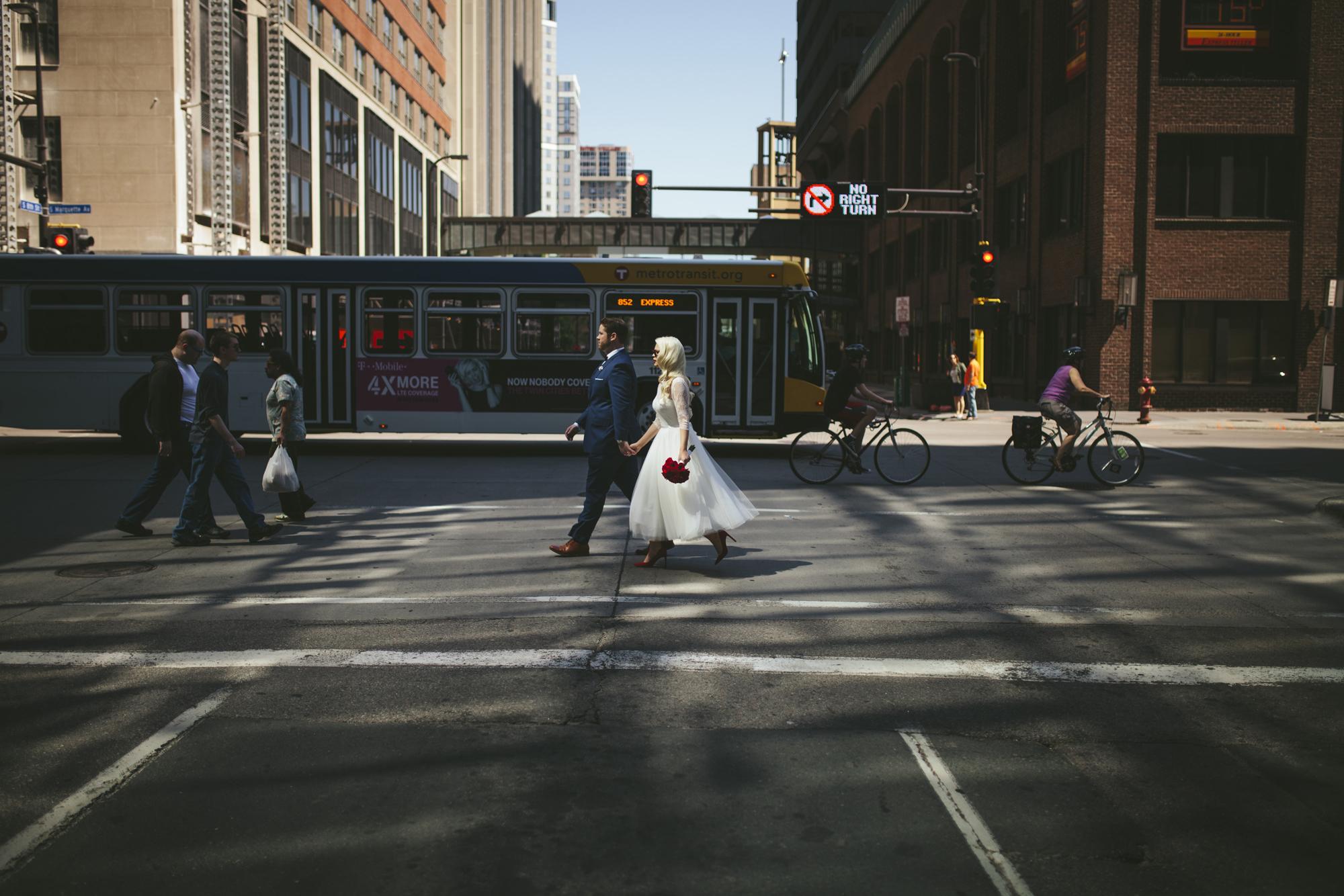 Brandon werth minnesota wedding photographer urban minneapolis