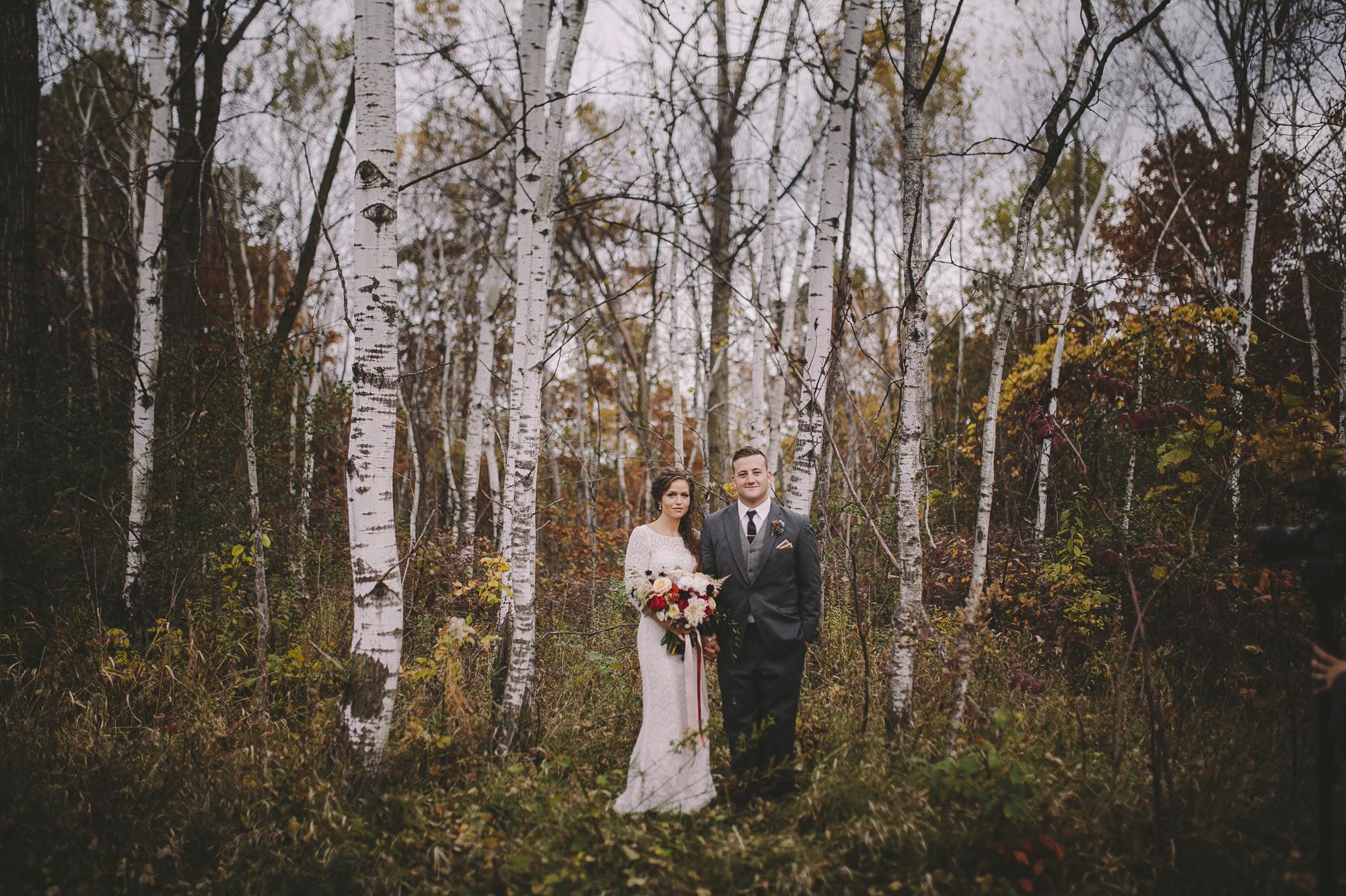 Brandon werth minnesota wedding photographer camp butwin