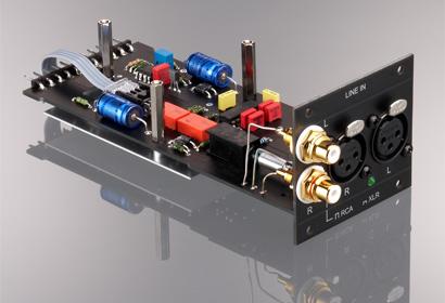 IN 4 Line Level RCA + XLR