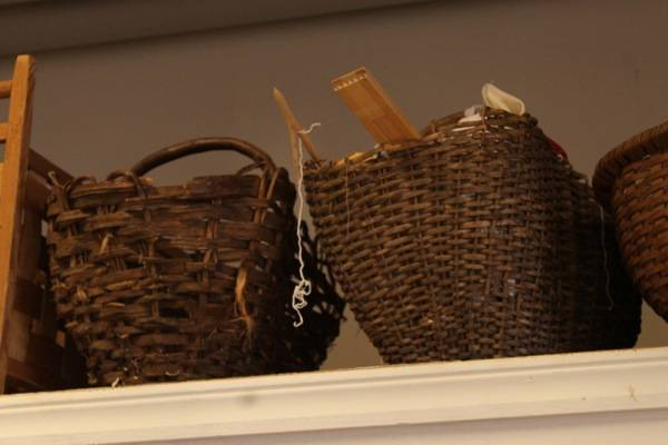 baskets are everywhere and have a strong history in Borås
