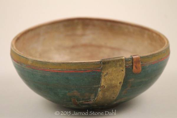 This lovely bowl rests at The Vesterheim Museum in Decorah, IA